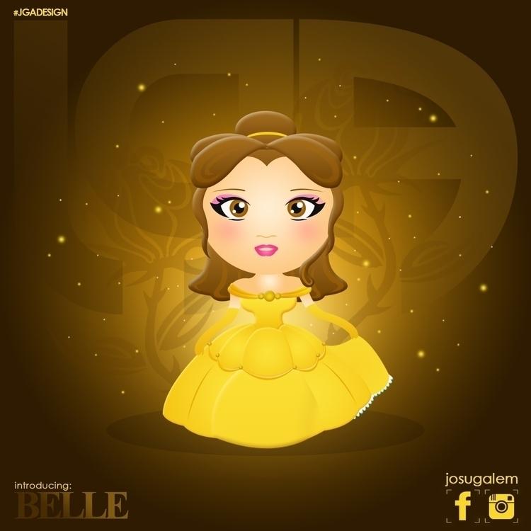 Belle - beautyandthebeast, disney - josugalem   ello