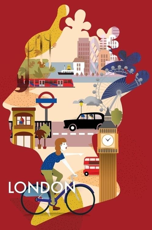 multifaceted identity London en - magdaazab | ello
