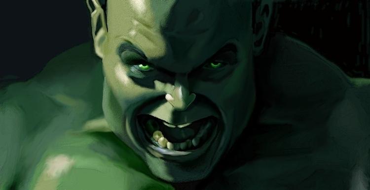 Hulk - hulk, marvel - irkturk | ello