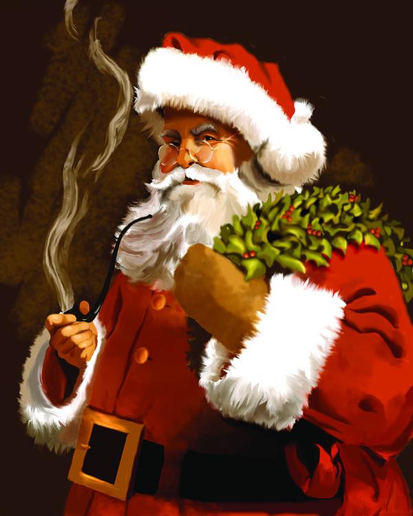 Santa - christmas, santa - irkturk | ello