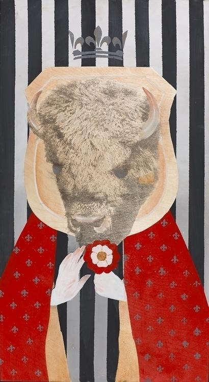 Prophet - bison, mariaevestus, bull - mariaevestus | ello