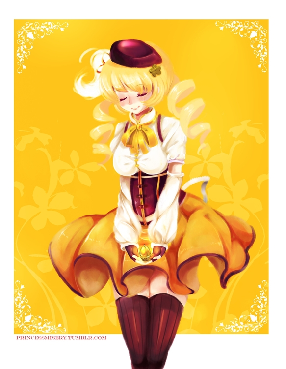 mami-san - puellamagimadokamagica - princessmisery | ello