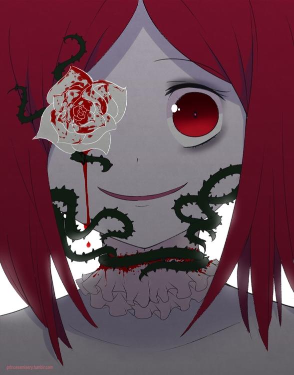 twisted sister - illustration, vampires - princessmisery | ello