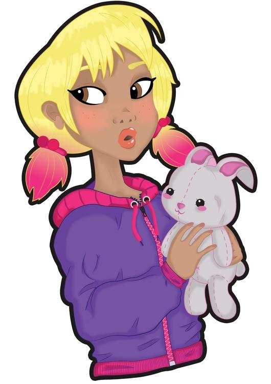 Cute girl plush find stores sup - vanynany | ello