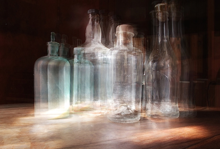 Bottles - photography, objects, glass - antonvoid | ello