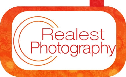 Realest Photography logo - photography - mandidennie | ello