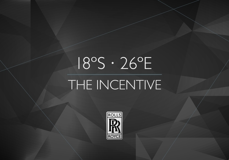 salesincentive, rollsroyce, print - juicelondon | ello