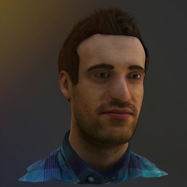 Ethan - characterdesign, gameart - godstepson | ello