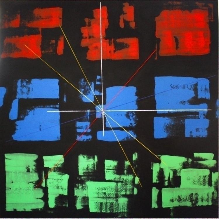 PARTICLE acrylic canvas 120.120 - pacofalco | ello