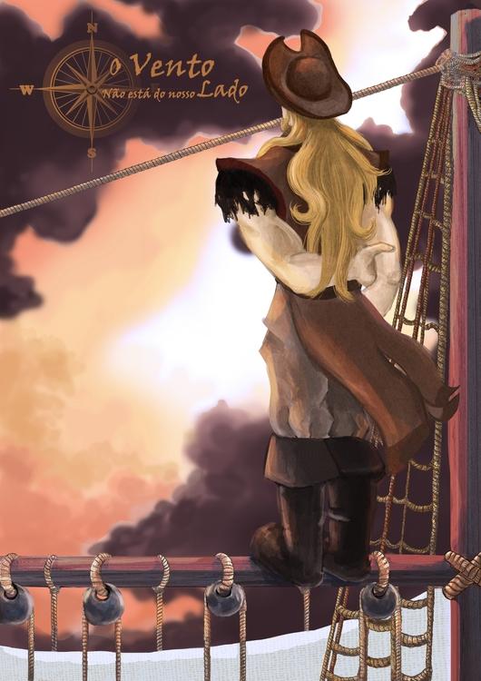 captain, Freyr, book, livroovento - amandaloyolla | ello