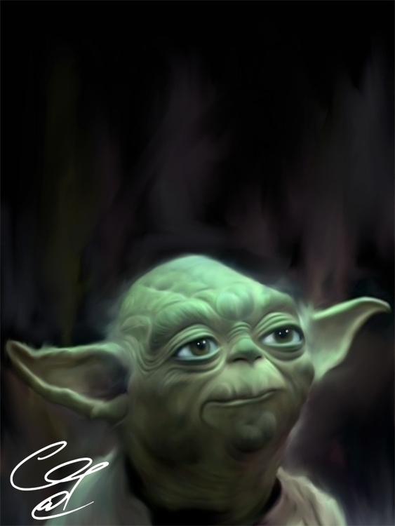 Yoda - starwars, starwars, yoda - gopher-1289 | ello