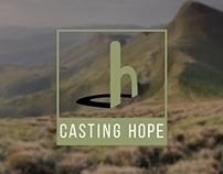 Casting Hope - identity, logo, logodesign - richardkhuptong | ello