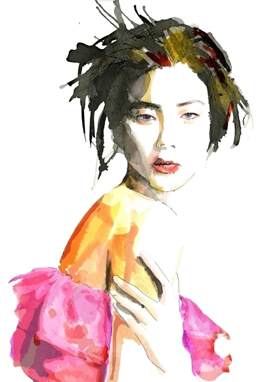 Liu Wen Chinese super model - ken-1370 | ello