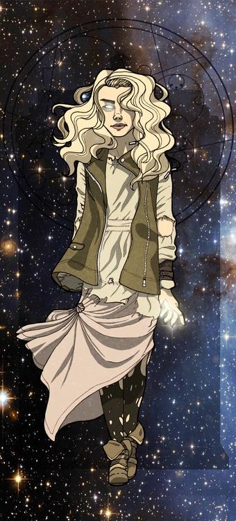 Billie character Rose Tyler Doc - kelsonouveau | ello