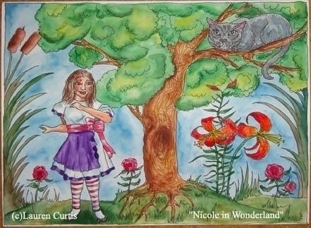 Nicole Wonderland, personalized - laurencurtis | ello