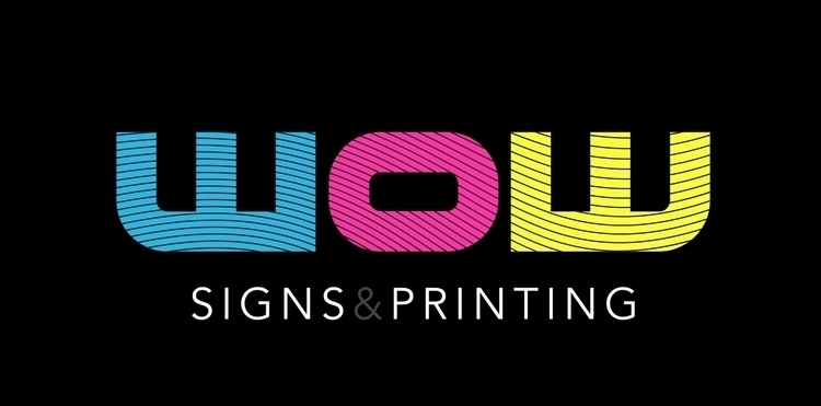 WOW Logo Design. Orlando. FL - ferdeesign | ello