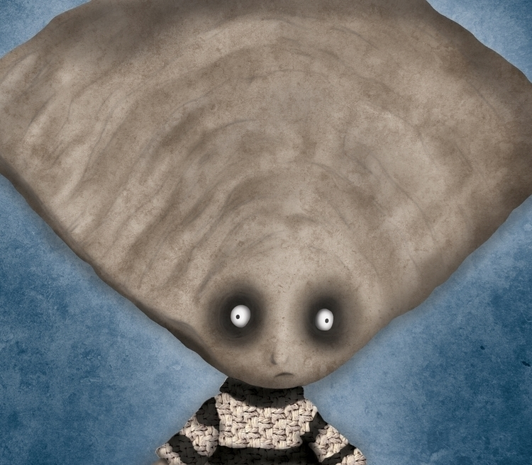 Oyster Boy Fanart Digital Illus - lucylodraws | ello