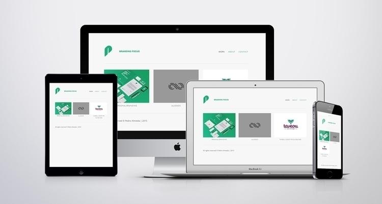 webdesign, branding, personalbranding - pedrobranding | ello