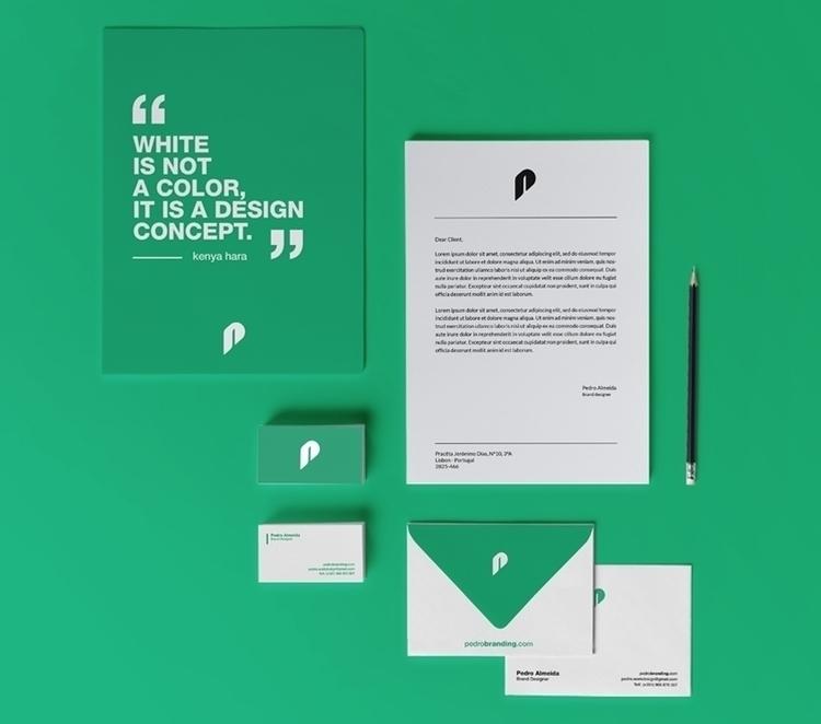 branding, personalbranding, logo - pedrobranding | ello