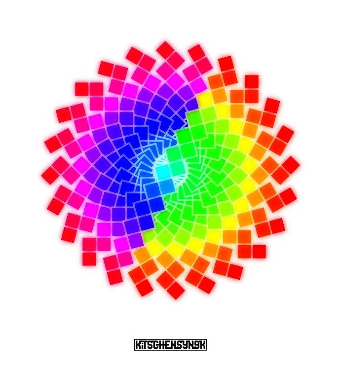 Mosaic Battle 2016 - digitalart - kitschensyngk | ello
