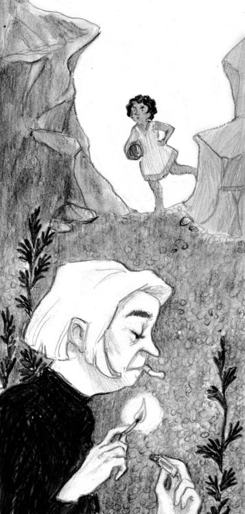 illustration - mariakolker | ello