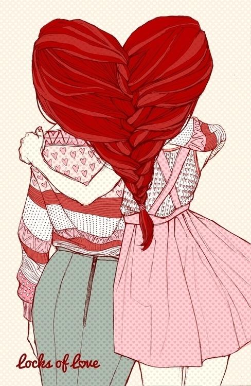 Locks Love - LocksofLove, girls - brennathummler | ello