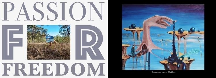 artbook, passionforfreedom, oksin - oksin | ello