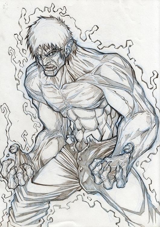 commission Freed Comic - lr_visualart | ello