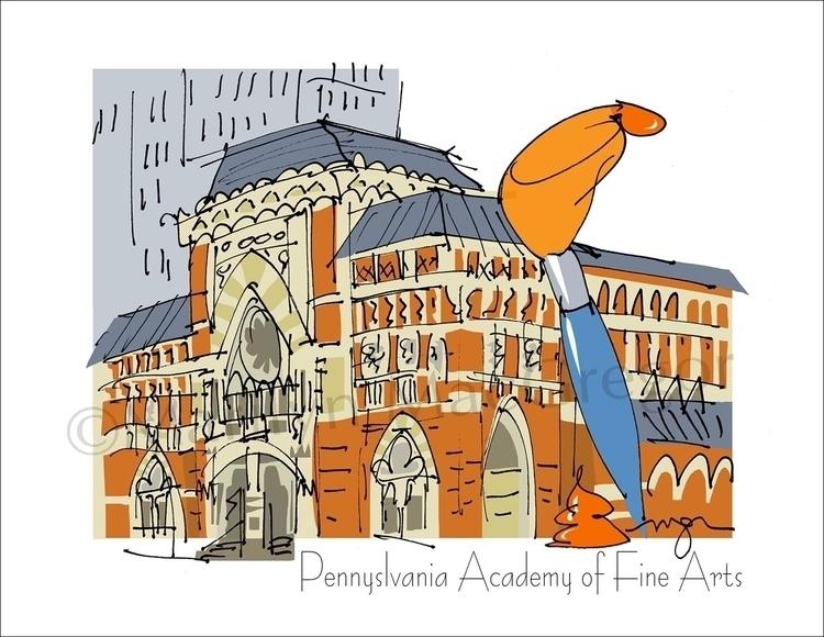 Pennsylvania Academy Fine Arts - macgregorart | ello