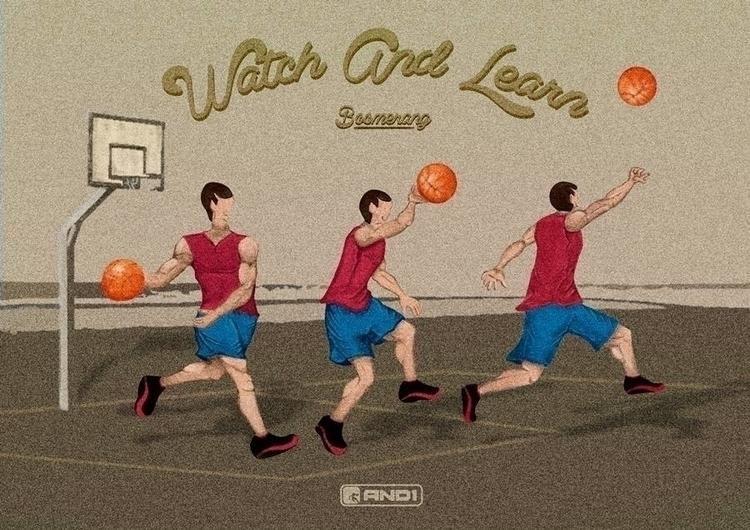 AND1 tricks. college project - basketball - dnscr | ello