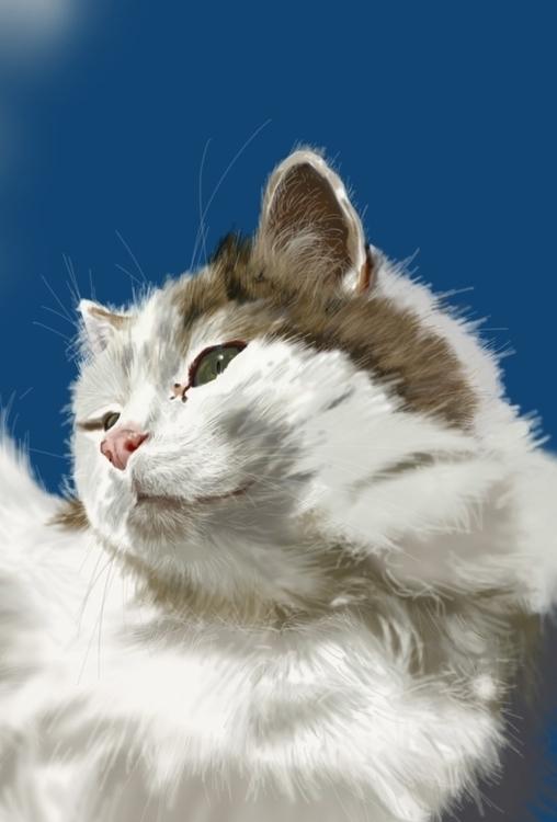 illustration, digitalart, digitalillustration - christoff3000-1340 | ello