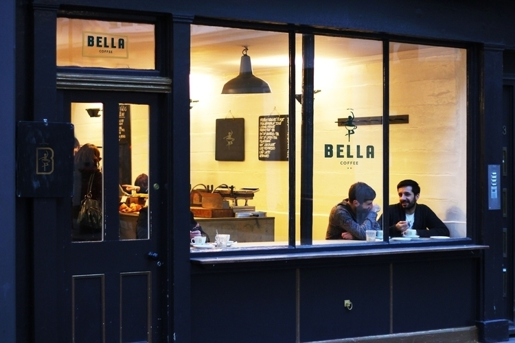 work Bella Coffee - mrkurtovich | ello