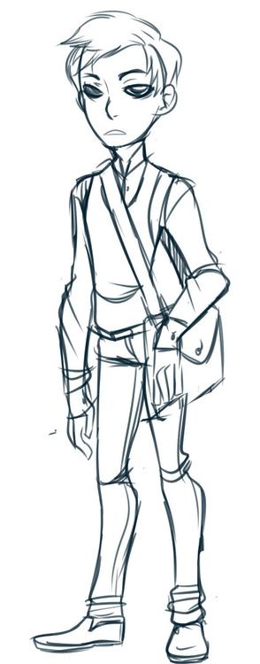 effort combine styles - sketch, doodle - lionsrubright | ello