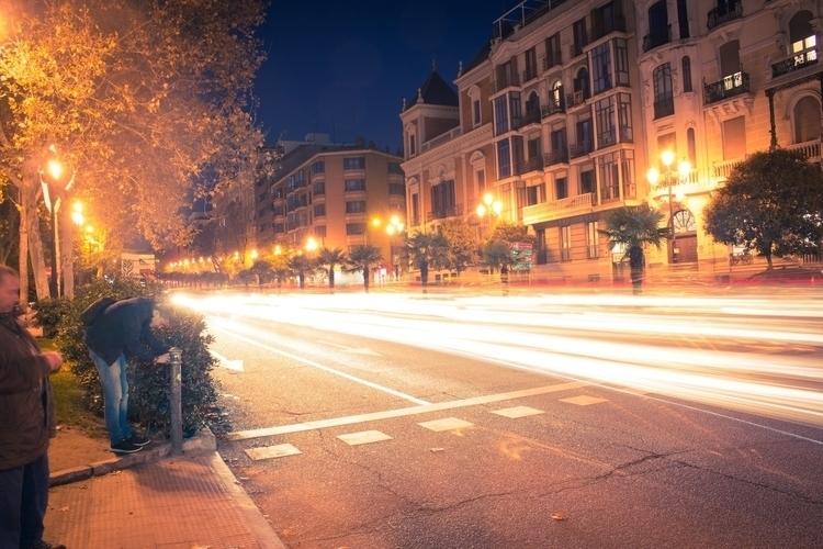 Madrid Nighlights - photography - ericmadiadia | ello