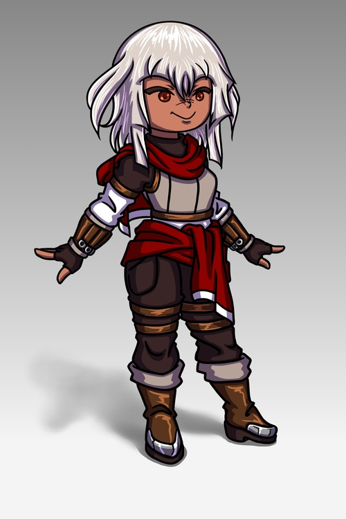 Thief costume Astrid - costumedesign - victorcavalcanti | ello