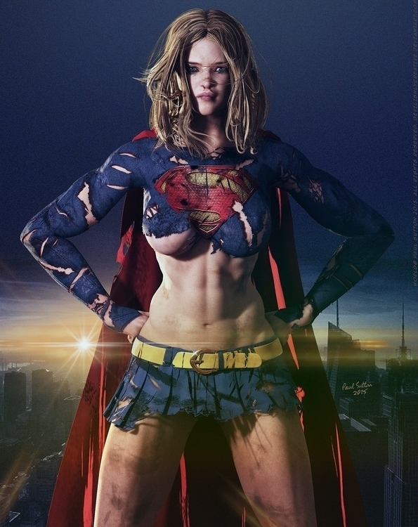 supergirl, melissabenoist, superheroine - devilishlycreative | ello