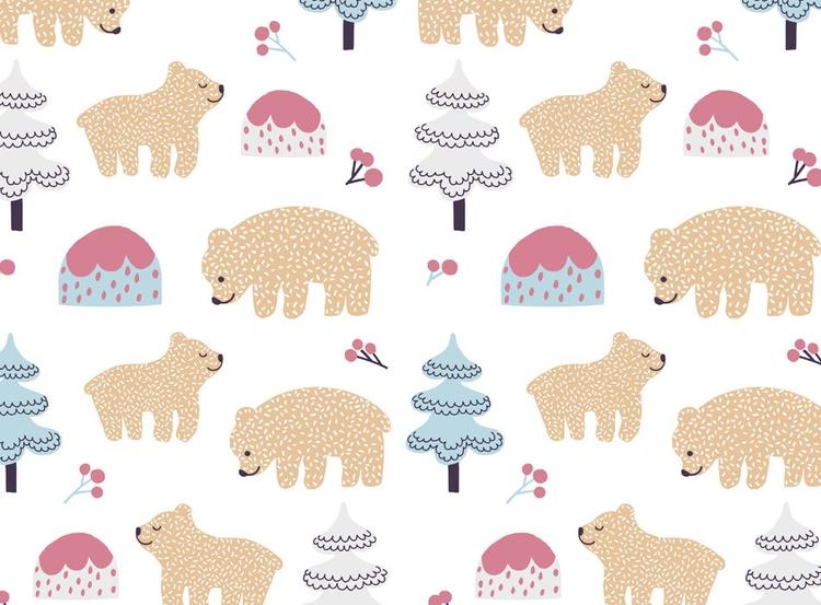 Murrurr - pattern, patterndesign - petrawolff | ello