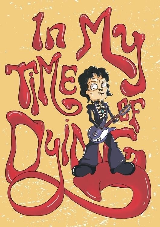 Time Dying - ledzeppelin, jimmypage - nfiasche | ello