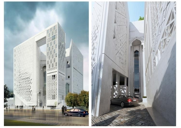 Design Competition Embassy - architecture - mash-1263 | ello