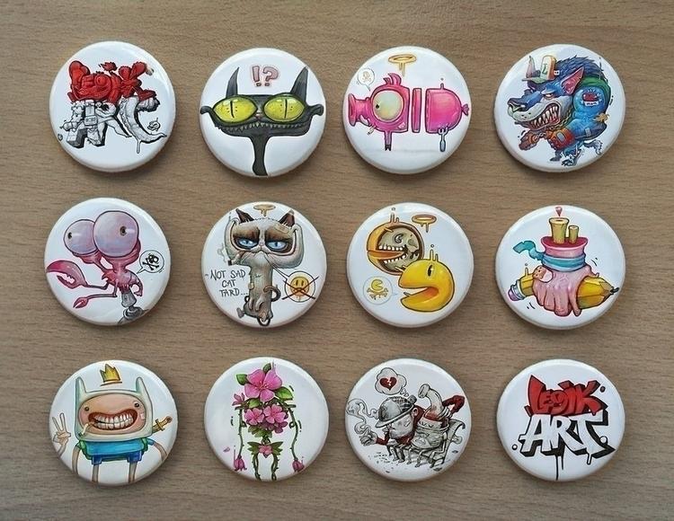 Badges - legik | ello