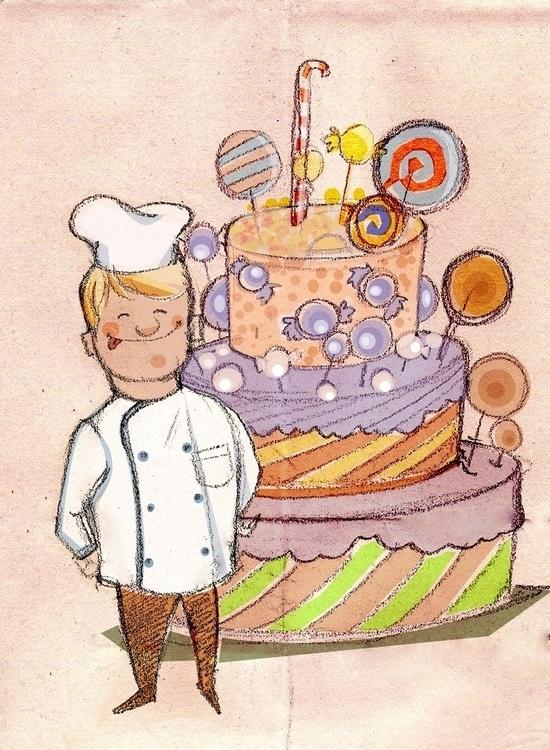 cake designer - meui | ello