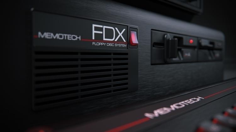MEMOTECH MTX512 FDX Designed Au - tommes-2069 | ello