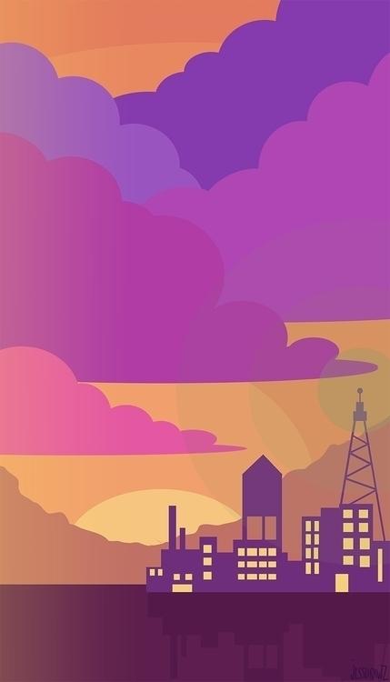 vector layout inspired podcast  - jessdrawz | ello