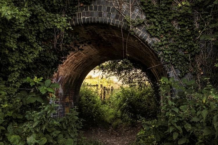 Tunnel Vision - photography, tunnel - cliveayron | ello