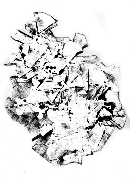 Monotype seashells - seashell, monotype - clarisse-1174 | ello
