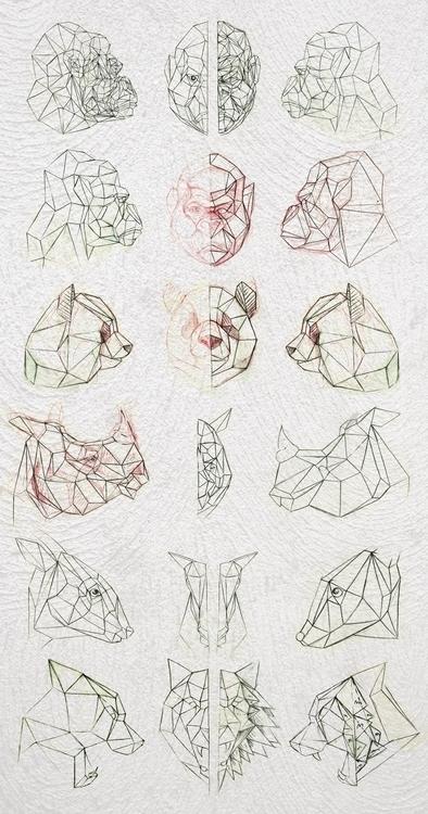 Concept sketches - conceptart, ykaiman - kaiman-6057 | ello