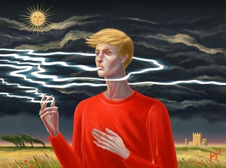 'Wind' / dreams precious… wind  - annaorca | ello