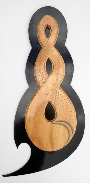 Kia Kaha... Maori double twist  - inspia | ello