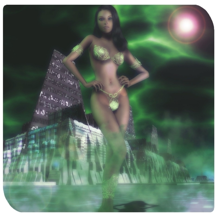 poser 7/pscs/pixlr: galactic qu - chrisjohnson-1127 | ello