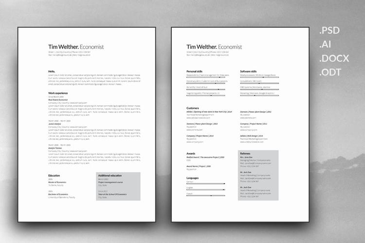Application Documents - 6, cv, temple - holger-1323 | ello